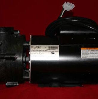 Maax 2100 6hp 2-speed pump