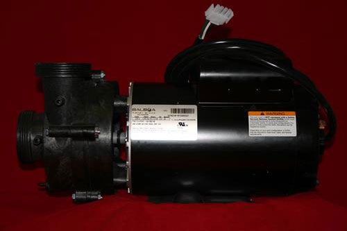 Maax 2100 6hp 2-speed pump