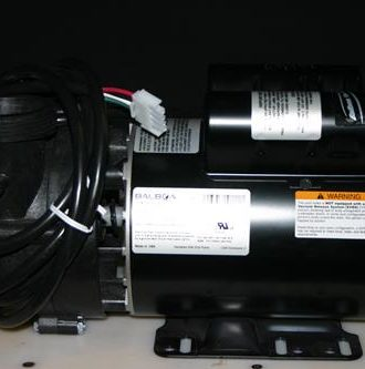 Maax 2120 5hp 2-speed pump