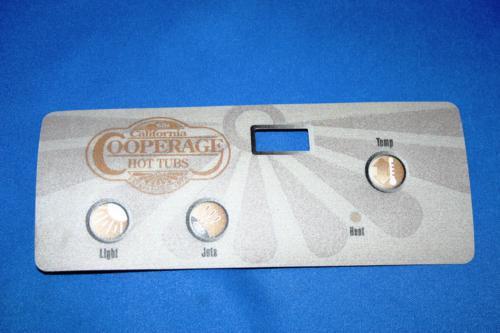 Maax PowerPool 2435 controller overlay