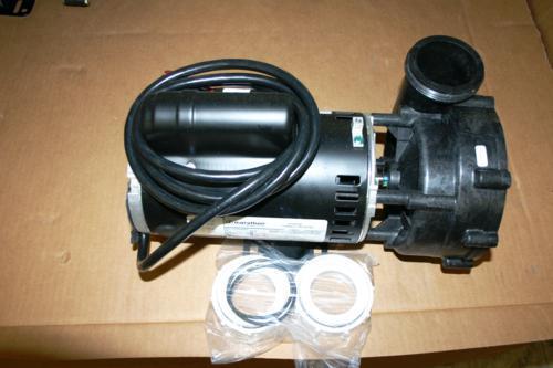 LA Spas 3100 2-6hp 2-speed circulatIon pump