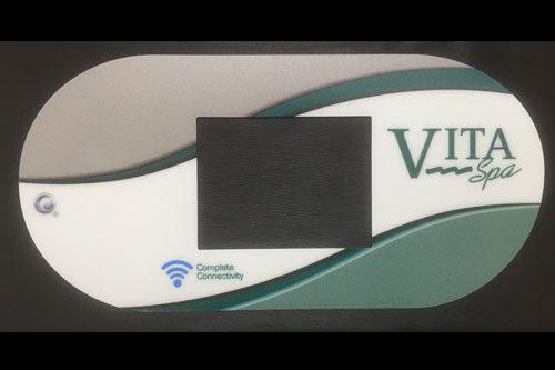 Vita Spas 4405 controller overlay