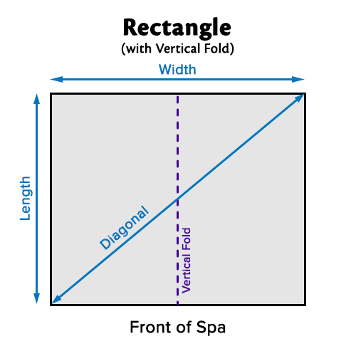 Rectangle infographic