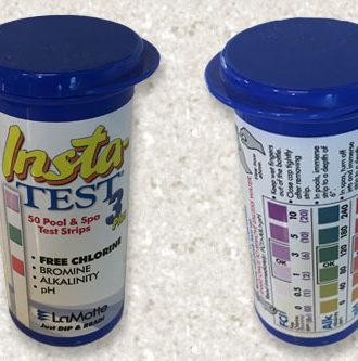 Insta-Test test strips