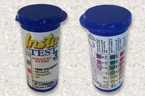 Insta-Test - Chlorine Test Strips