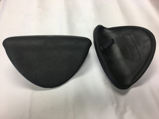 Replacement headrests for Tuff Spas TT450